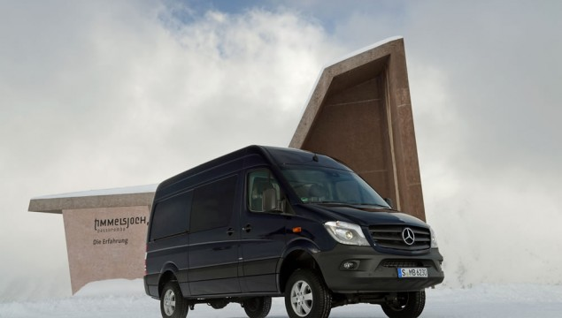 Mercedes-Benz Sprinter Panel Van