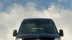Mercedes-Benz Sprinter Panel Van Grille