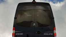 Mercedes-Benz Sprinter Panel Van back doors