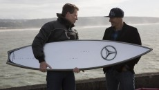 surfing legend Garrett McNamara Mercedes-Benz