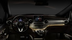 Mercedes-Benz V-Class Interior Lighting
