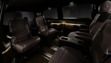 Mercedes-Benz V-Class Interior Passenger back seat