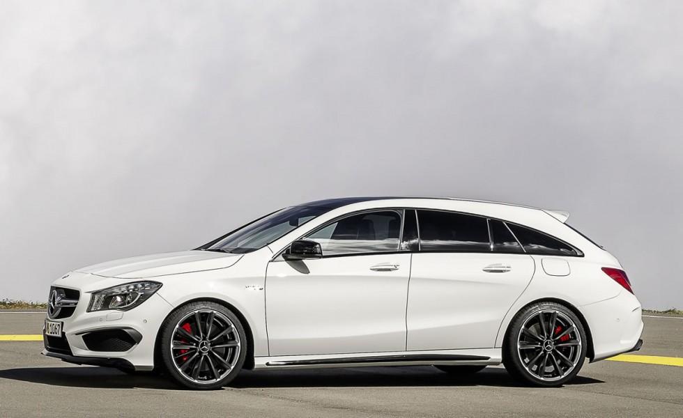 Mercedes-Benz light Alloy Wheels: 5-twin-spoke wheel, 45.7 cm (18-inch) for the CLA-Class.
