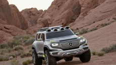 2025 Mercedes-Benz Ener-G-Force SUV