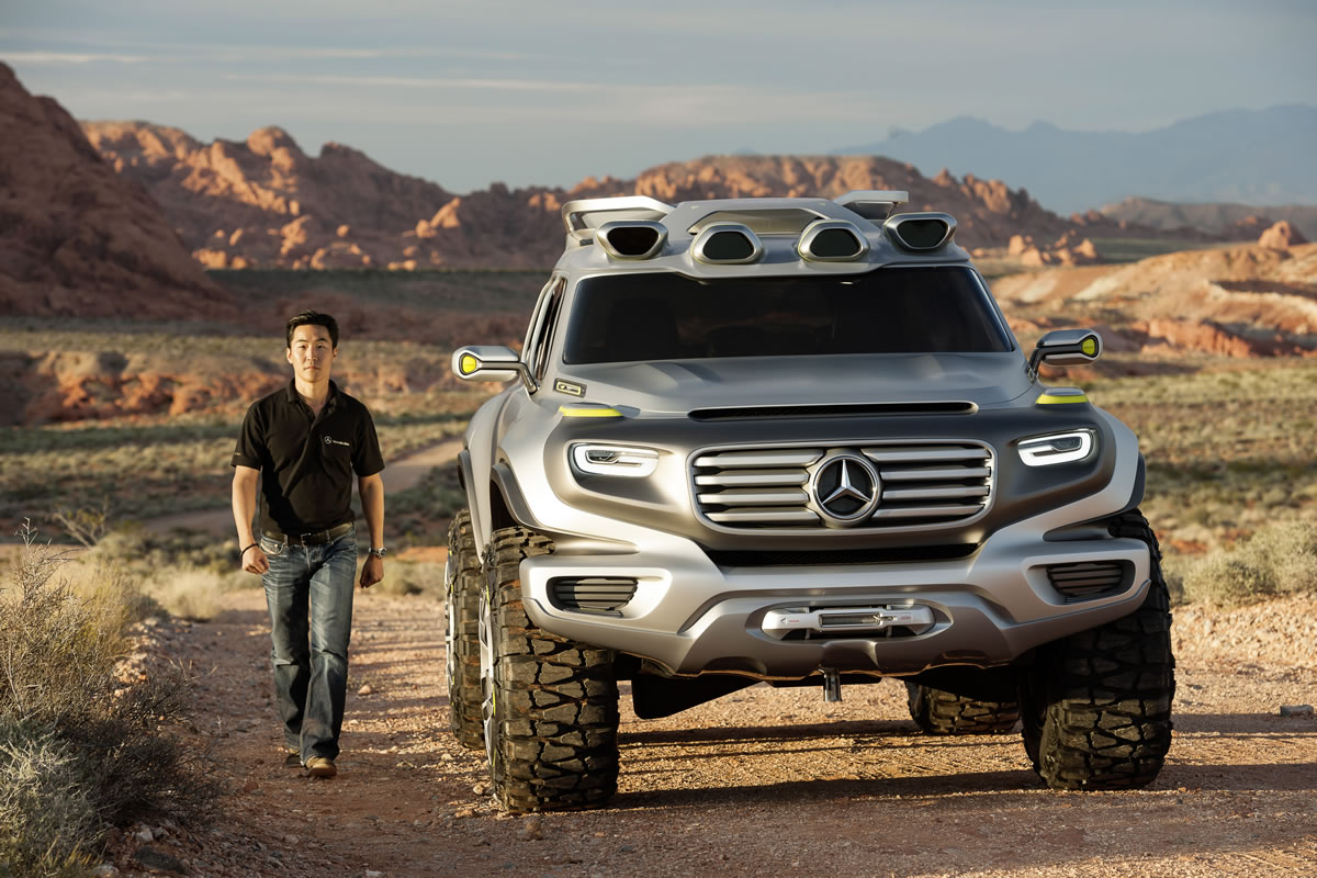 2025 Mercedes-Benz Ener-G-Force SUV 10