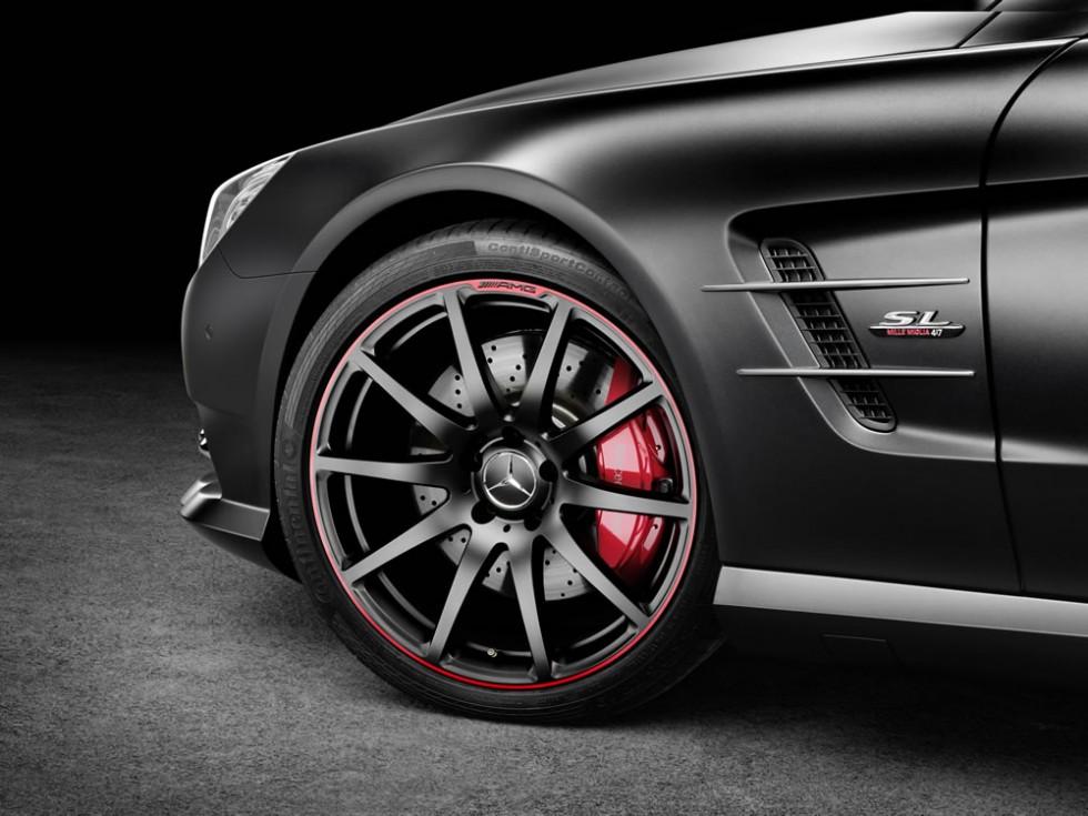"Special Edition SL ""Mille Miglia 417"" Wheel"
