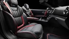 """Special Edition SL """"Mille Miglia 417"""" Inteiror"""