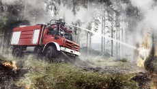 World Premiere New Mercedes-Benz Unimog Euro VI and New Mercedes-Benz Econic Euro VI