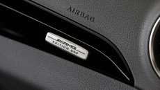 2014 Mercedes C63 AMG Edition 507 interior badging