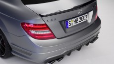 2014 Mercedes C63 AMG Edition 507 rear