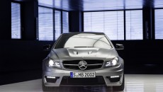 2014 Mercedes C63 AMG Edition 507 front exterior