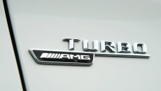 Mercedes CLA45 AMG Edition 1 badge