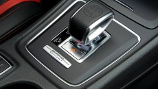 Mercedes CLA45 AMG Edition 1 gearbox