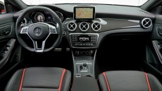 Mercedes CLA45 AMG Edition 1 interior