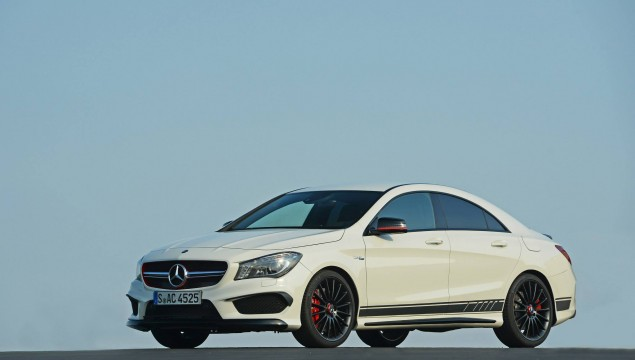 Mercedes Announces CLA45 AMG Edition 1