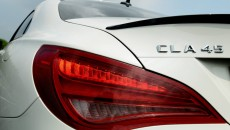 Mercedes CLA45 AMG Edition 1 tail light
