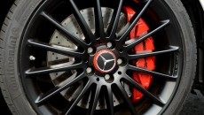 Mercedes CLA45 AMG Edition 1 wheel