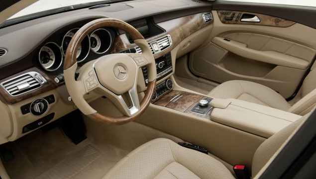2013 Mercedes-Benz CLS Shooting Brake – Interior