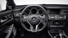 2013 Mercedes CLS 63 AMG S-Model Interior