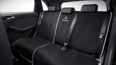 Mercedes B 180 Northern Lights Limited Edition interior
