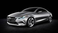 Mercedes-Benz Concept Style Coupe exterior