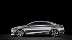 Mercedes-Benz Concept Style Coupe exterio