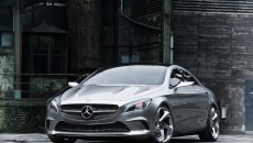 Mercedes-Benz Concept Style Coupe grille