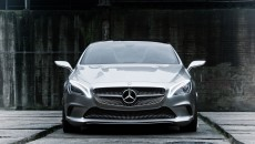 Mercedes-Benz Concept Style Coupe front grille