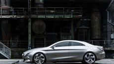 Mercedes-Benz Concept Style Coupe driver's side