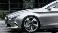Mercedes-Benz Concept Style Coupe wheel