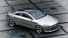 Mercedes-Benz Concept Style Coupe roof