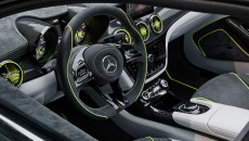 Mercedes-Benz Concept Style Coupe interior
