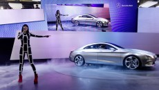 Mercedes-Benz Concept Style Coupe auto china