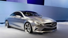 Mercedes-Benz Concept Style Coupe beijing auto show