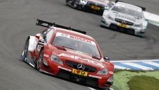 Mercedes-Benz, DTM, Vitaly Petrov, DTM Mercedes AMG C-Coupé