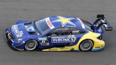 Mercedes-Benz, DTM, Gary Paffett, EURONICS Mercedes AMG C-Coupé