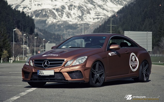 Prior Design E-Class Coupe PD850 Black Edition