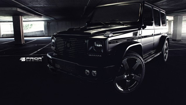 Mercedes-Benz G-Class Body Kit by Prior Design