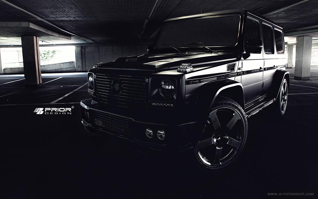Mercedes-G-Class-Tuner-Prior-Design-1