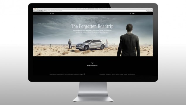 Mercedes-Benz GLA TV Commercials