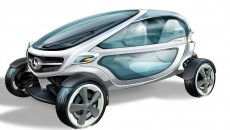 Mercedes-Benz Vision Golf Cart: Mercedes-Benz designs visionary golf cart