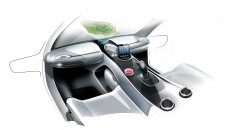 Mercedes-Benz Vision Golf Cart: Mercedes-Benz designs visionary golf cart Interior