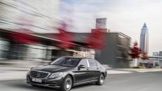 2016 Mercedes-Maybach S-Class Exterior