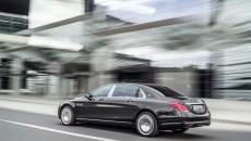 2016 Mercedes-Maybach S-Class Rear Exterior