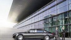 2016 Mercedes-Maybach S-Class Driver's Side Exterior