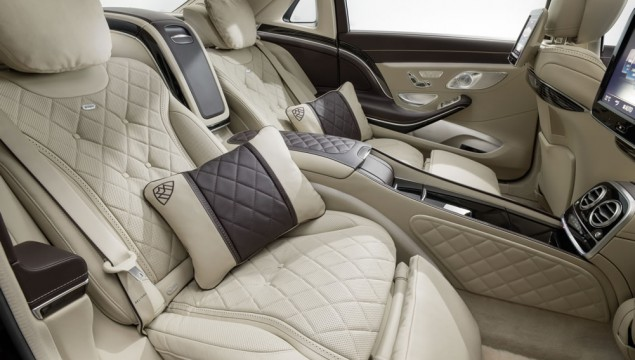 Mercedes-Maybach: Aeroacoustics