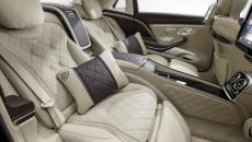 2016 Mercedes-Maybach S-Class inteiror