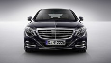 2014 Mercedes-Benz S600 Grille