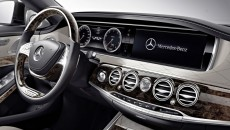 2014 Mercedes-Benz S600 Interior2014 Mercedes-Benz S600 Interior