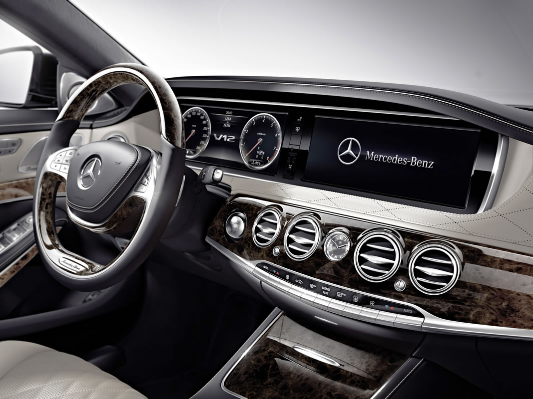 World Premiere of the Mercedes-Benz S600 | eMercedesBenz